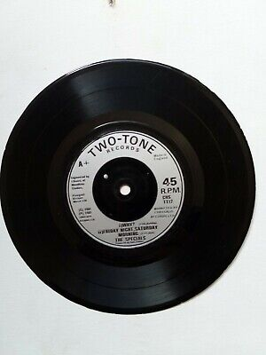 £3.75 • Buy Two Tone Vinil The SPECIALS  Ghost Town/Why/Friday Night Saturday Morning