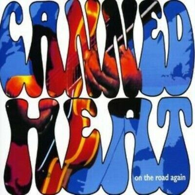 £6.79 • Buy Canned Heat On The Road Again CD .3.