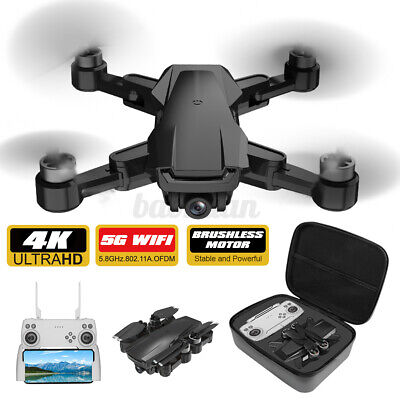 AU107.89 • Buy 5G Drones X Pro With HD Camera GPS 4K Follow Me Wifi FPV Quadcopter Brushless