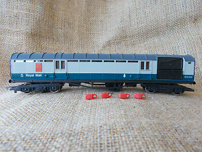£5.75 • Buy Hornby Railways OO Gauge BR Operating Royal Mail Coach + 4 X Mail Bags