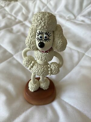 £65 • Buy Wallace And Gromit Figure Fluffles A Matter Of Loaf & Death Limited Edition