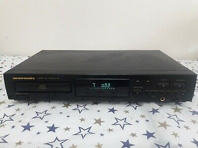 £44.99 • Buy Marantz CD-46 Hi-Fi CD Player Deck - Tested & Working With Noisy Tray When Eject
