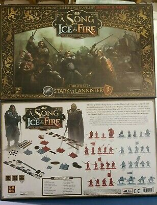 £90 • Buy A Song Of Ice And Fire - Starter Set & 4 Expansions