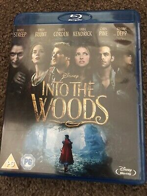 £0.99 • Buy Into The Woods Blu Ray