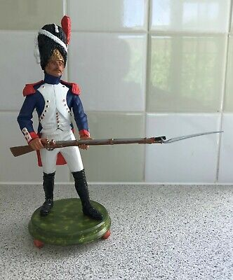 £10 • Buy Airfix Battle Of Waterloo French Grenadier Imperial Guard 1815 1/12 Scale.