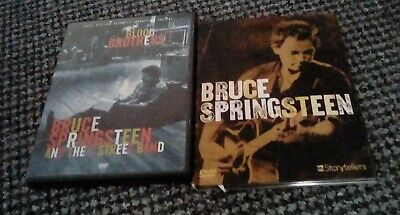 £3.20 • Buy Bruce Springsteen X 2 DVD Vh1 Storytellers And Blood Brothers DVD Region 2