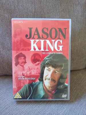 £24.99 • Buy Jason King - The Complete Series DVD - (ITC, Network, Peter Wyngarde) 8 Discs
