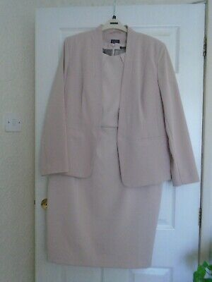 £19.99 • Buy M&S DRESS AND JACKET 16 BNNT Christening/Wedding/Occasion