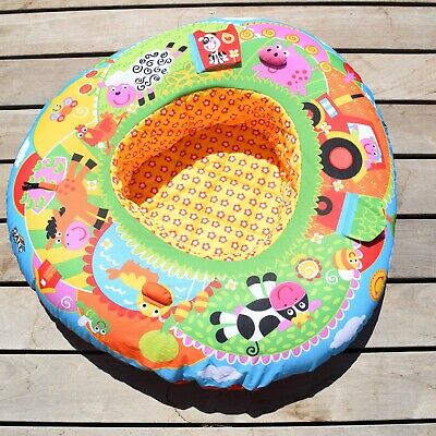 £5.99 • Buy Galt Baby Playnest From 0 Months - Farm Theme, Sit Up Ring