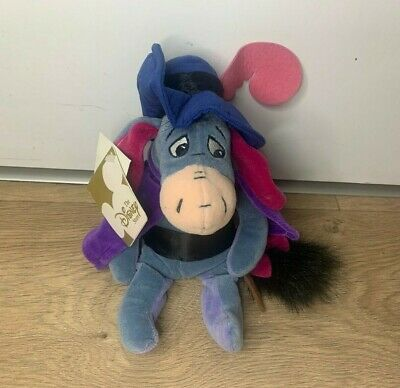 £5.50 • Buy Official The Disney Store Musketeer Eeyore Soft Toy Plush With Tags