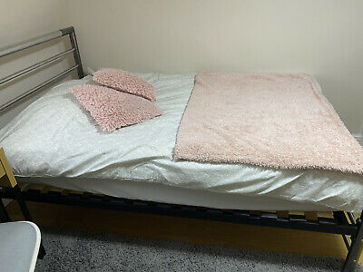 £279 • Buy Small Double Bed With Mattress Used