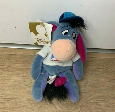 £8.99 • Buy Official The Disney Store London Eeyore Soft Toy Plush With Tags