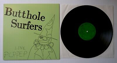 £28.32 • Buy Butthole Suffers Live PCPPEP LP Alternative Tentacles/Virus 39 Records