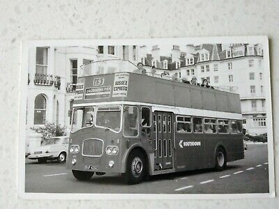 £0.99 • Buy Bus Photo Southdown Leyland PD3 BUF 426C