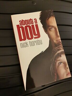 £6 • Buy About A Boy Book NICK HORNBY New