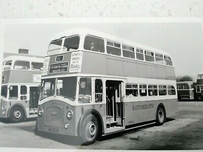 £0.99 • Buy Bus Photo Southdown Leyland PD3 TCD 815