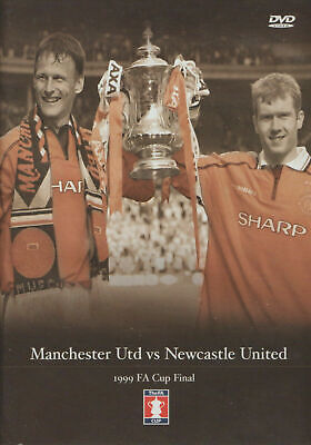 £3.99 • Buy Dvd/ 1999 Fa Cup Final: Manchester United V Newcastle