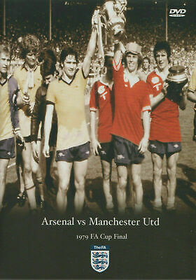 £5.99 • Buy Dvd/ 1979 Fa Cup Final: Arsenal V Manchester United