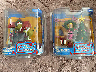 £20 • Buy Dr. Seuss How The Grinch Stole Christmas Figures