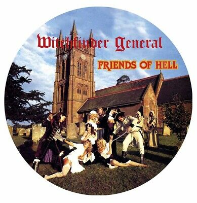 £28.22 • Buy WITCHFINDER GENERAL FRIENDS OF HELL Vinyl 12PD .11501.