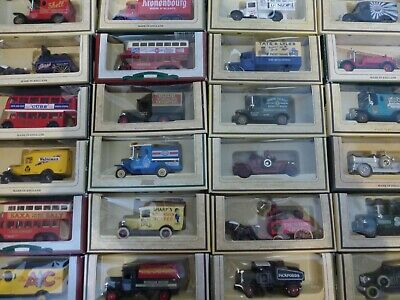 £4.99 • Buy Lledo Days Gone Vintage Die Cast Boxed Models - Many Types Available To Choose !