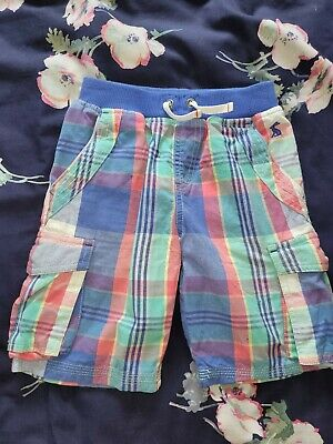 £1.50 • Buy Boys JOULES Summer Shorts Age 5 Years