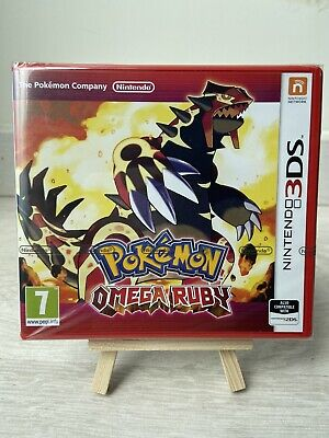 $163.87 • Buy Pokemon Version Oméga Ruby Sealed 100% AUTHENTIC OFFICIAL EUW BOX VERSION