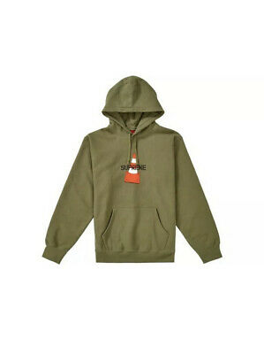 $ CDN158.33 • Buy Supreme Cone Hoodie FW19 - Size Large 100% Authentic
