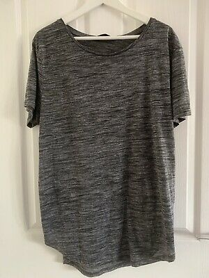 £1.99 • Buy Grey Long Line Top Size Large From Primark