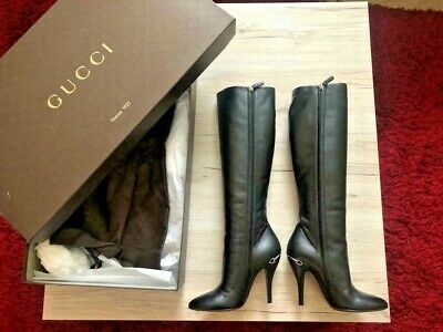 £450 • Buy Gucci Knee High Boots (Authentic & Immaculate)