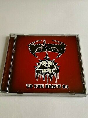£8.99 • Buy Voivod - To The Death 84 (CD 2011 Alternative Tentacles)