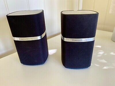 £21 • Buy Bowers & Wilkins (B&W) MM-1 Speakers. Used But In Excellent Condition