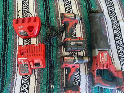 $100 • Buy Milwaukee M18 Cordless Tools And Chargers