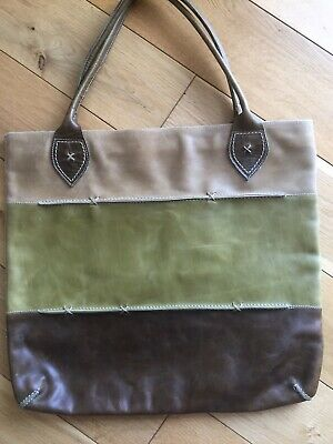 £5 • Buy Large Leather Tote Bag