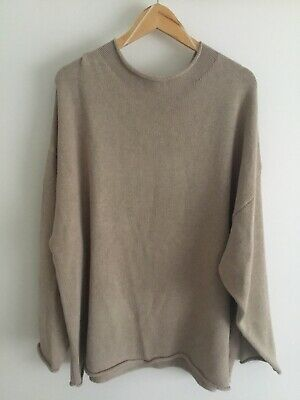 AU160 • Buy Zulu And Zephyr Relax Knit Jumper Size 14