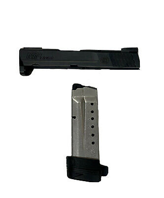 $120 • Buy Smith And Wesson M&P Shield 9 Slide And Extended Magazine