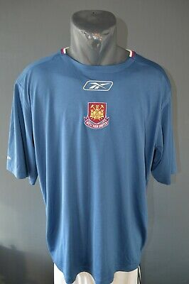 £18.10 • Buy West Ham United Football Vintage Mens Shirt Retro Jersey Official Size XL 5/5