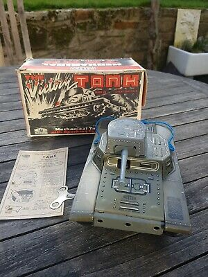 £175 • Buy Mettoy  The Victory  Tank No. 6133 Working None Working Motor Made In Gt Britain