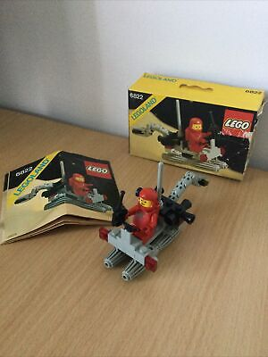 £1.20 • Buy LEGO Classic Space Digger (6822) With Original Instructions And Box