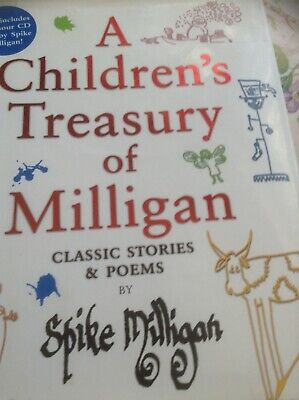 £1.75 • Buy Childrens Books A Children's Treasury Of Milligan With DVDs With Dust Cover