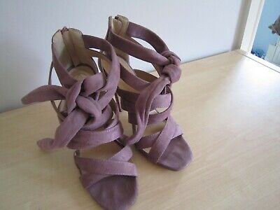 £6.50 • Buy Mauve Shoes -Misguided  Size 6