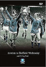 £7.99 • Buy FA Cup Final 1966 - Everton Vs Sheffield Wednesday (DVD) NEW/ SEALED