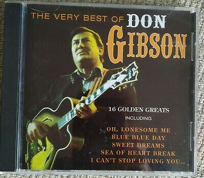 £1.80 • Buy The Very Best Of Don Gibson