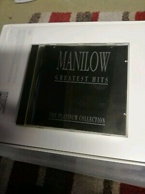 £0.75 • Buy CD Barry Manilow