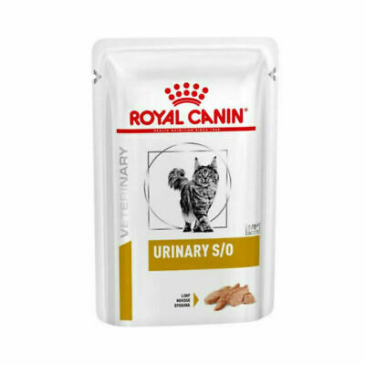 £15 • Buy Royal Canin Urinary S/O Cat Pouches - 12x85g