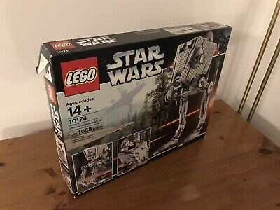 £190 • Buy Star Wars Lego 10174: Imperial AT-ST - UCS 100% Complete & Boxed - Sun Damaged