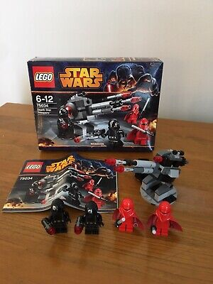 £17 • Buy Star Wars Lego 75034: Death Star Troopers 100% Complete & Boxed