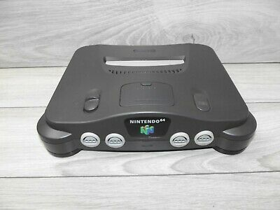 $ CDN75 • Buy Nintendo 64 N64 Console W/Jumper Pack (Console ONLY, No Cords) Tested