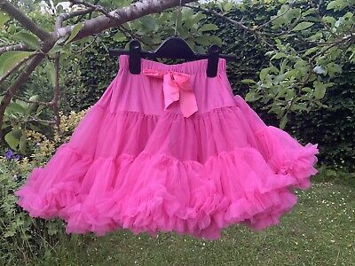 £9.99 • Buy Angel's Face Bright Pink Tutu In Box Age 6-8 Years