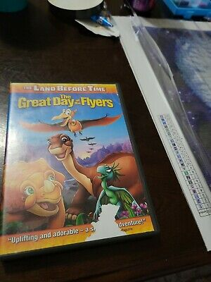 £1.41 • Buy Land Before Time DVD Great Day Of The Flyers